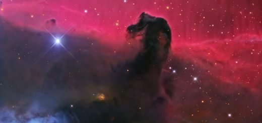 Άρθρο: Φάνης Ξουργιάς ~ Ταξίδι | Φωτό: The Horsehead Nebula in Orion (credit: Adam Block, Mt. Lemmon SkyCenter Observatory, Arizona, USA)