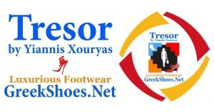 Tresor by Yiannis Xouryas :: GreekShoes | GreekSandals