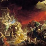 "Karl Bryullov ~ ""The Last Day of Pompeii"""