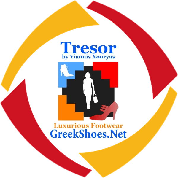 Tresor by Yiannis Xouryas :: Greekshoes|GreekSandals